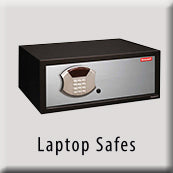 Laptop Safes Icon