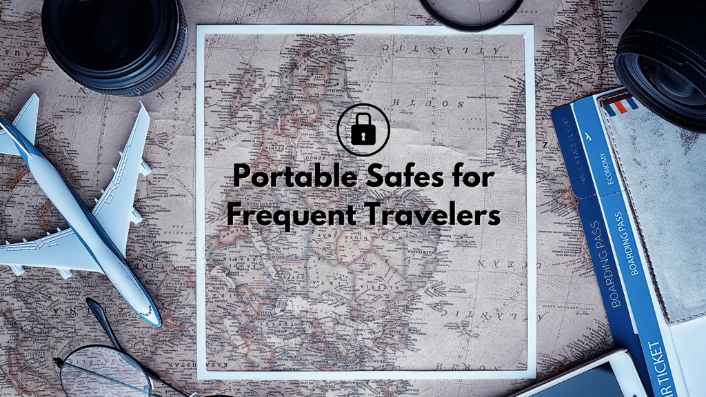 Portable Safes for Frequent Travelers