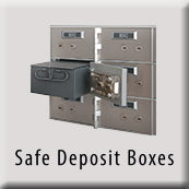 Safe Deposit Boxes Icon
