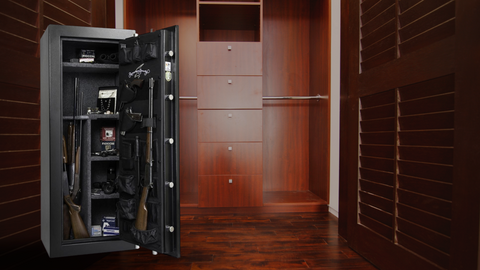 Securing Your Gun Safe: Why and How to Hide a Safe in a Closet
