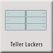 Teller Lockers Icon