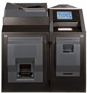 Tidel BCR Bulk Coin Dispenser & Recycler