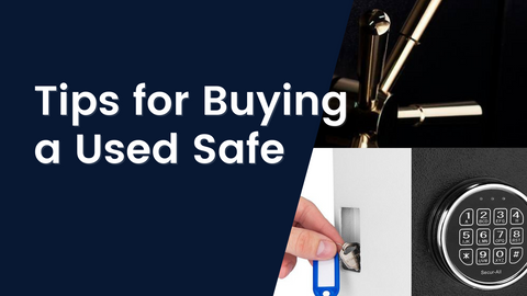 Tips for Buying Used Safes