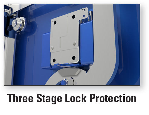 Three Stage Lock Protection
