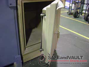 Burglarized Safe