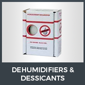 Dehumidifiers & Desiccants