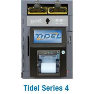 Tidel Series 4 Safe with Single Bulk Note Feeder