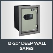 "12-20"" Deep Wall Safes"