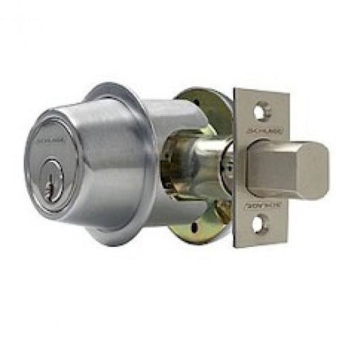 Schlage B562P 626 C Commercial Grade Double Cylinder Deadbolt