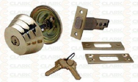 Arrow E61-CS 03 395 141 KA4 Single Cylinder Deadbolt