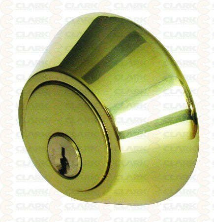 General Lock D360 605 KW1 ADJ S Single Cylinder Deadbolt
