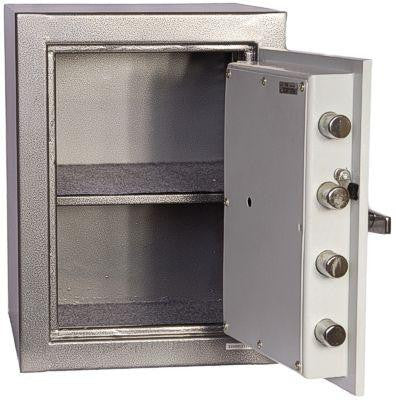 Hollon B2015E B-Rated Burglar Safe
