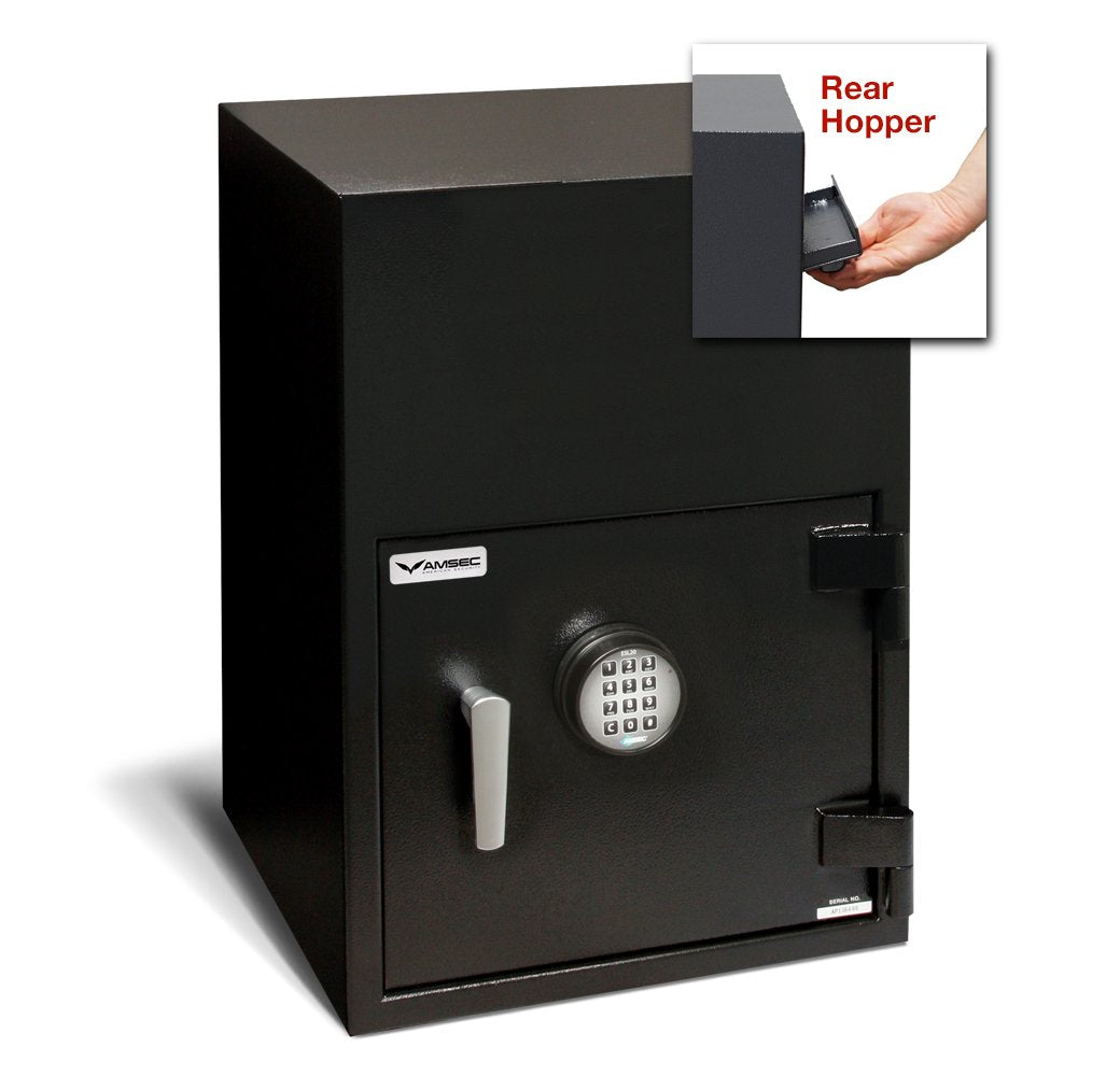 AMSEC BWB3020FLR Rear Loading Deposit Safe