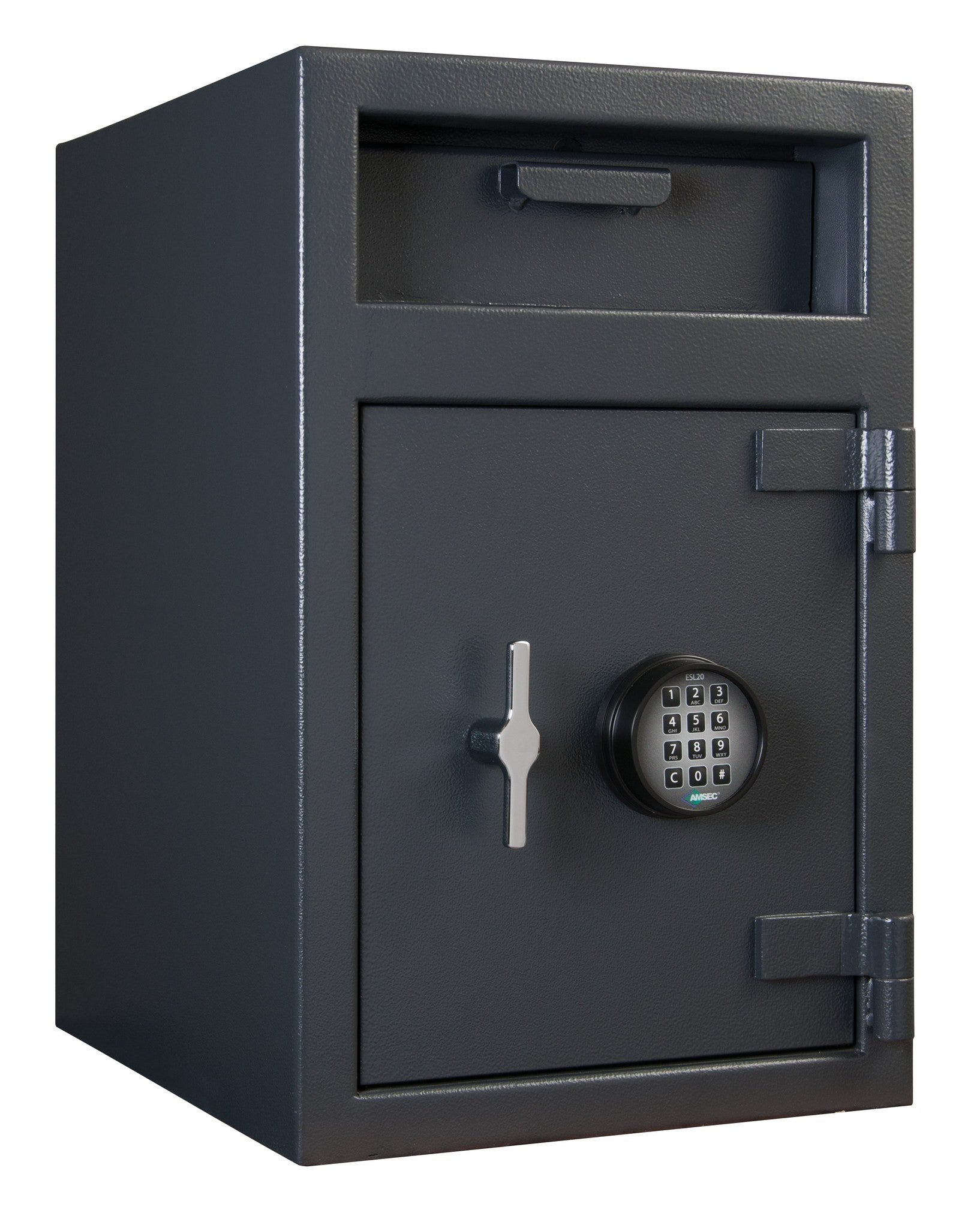 AMSEC DSF2516E2 Front Loading Till Storage Depository Safe