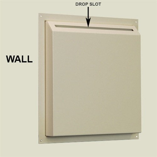 Protex WDS-311 Through-The Wall Locking Drop Box