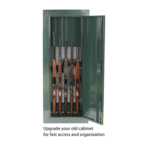Secureit Tactical Sec 06 01 Steel 6 Gun Safe Retrofit
