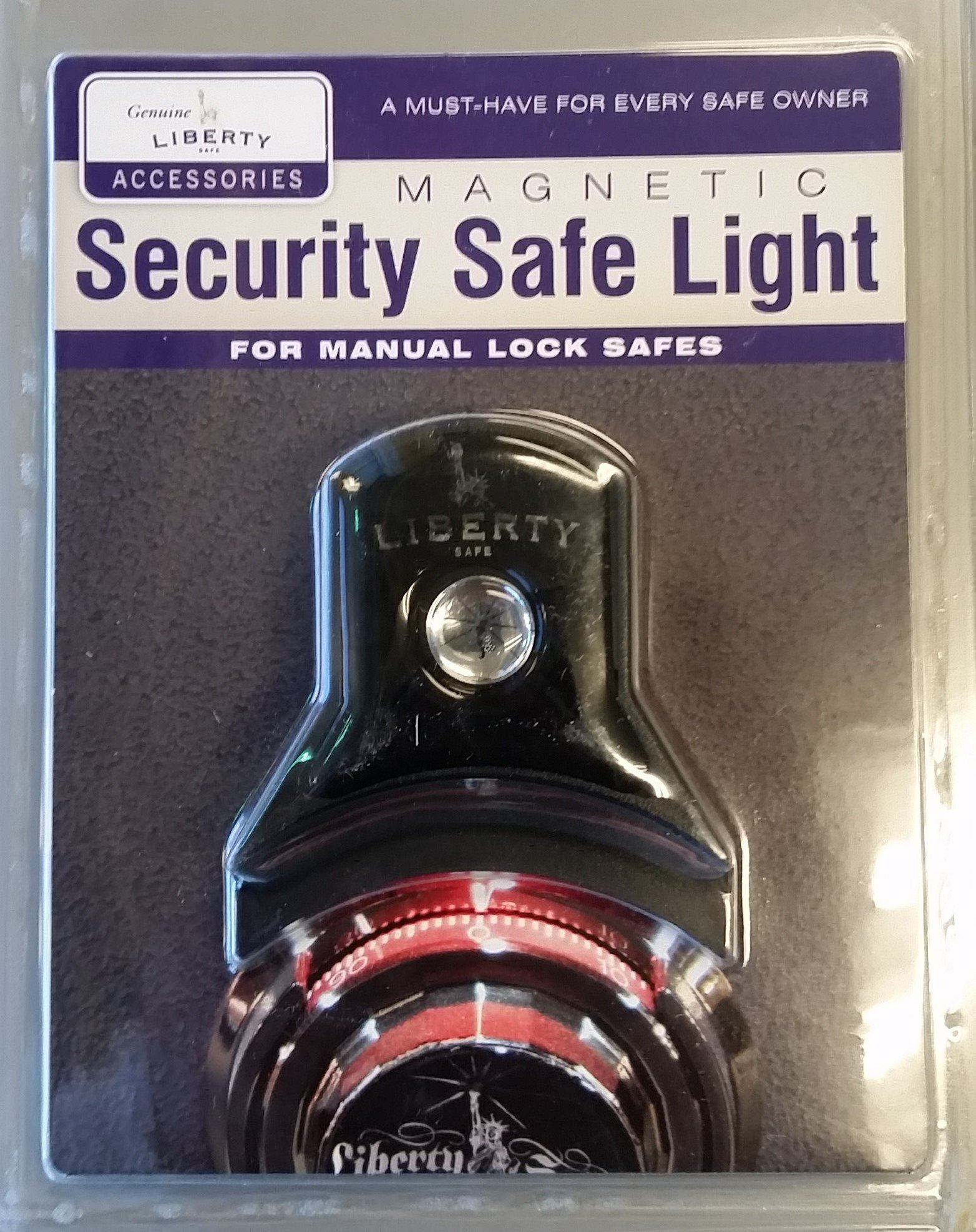Accessories - Liberty Safe - Lock Light For Dial Combination Lock - 10929