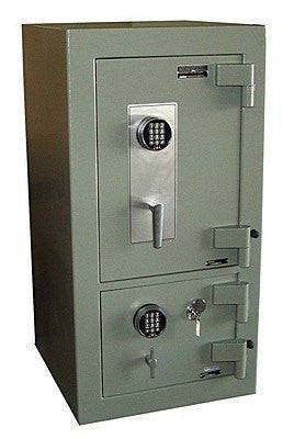 AMSEC ACF4824DS TL-30 Double Door Depository Safe