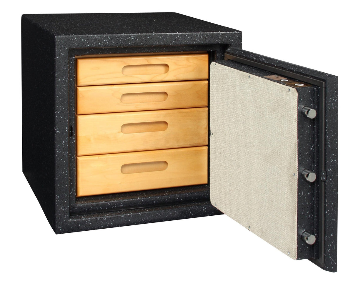 AMSEC BF1716 UL Fire Rated Burglary Safe