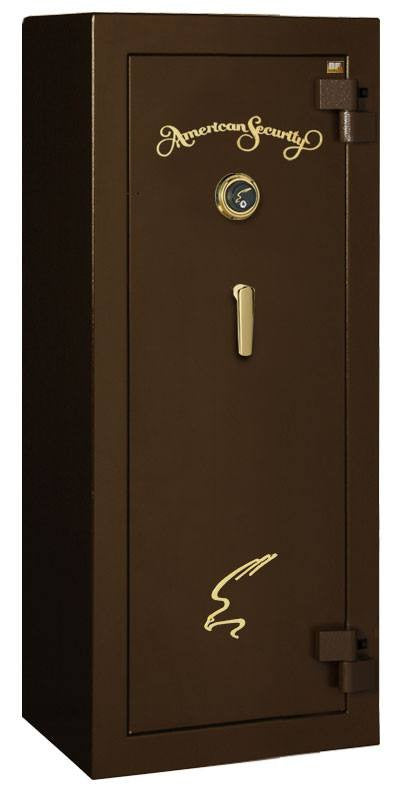 AMSEC BF6024 Gun & Rifle Safe - Chocolate Brown