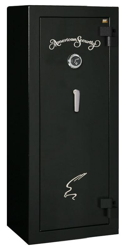 AMSEC BF6024 Gun & Rifle Safe - Satin Black