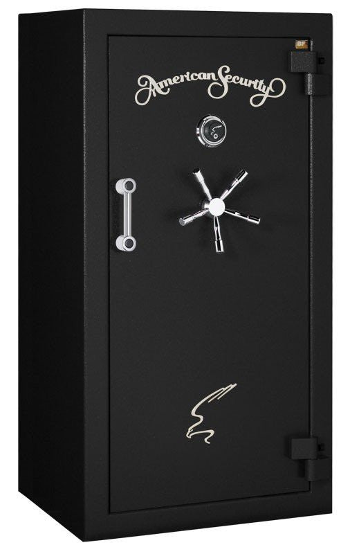 AMSEC BF6030 Gun and Rifle Safe - Satin Black