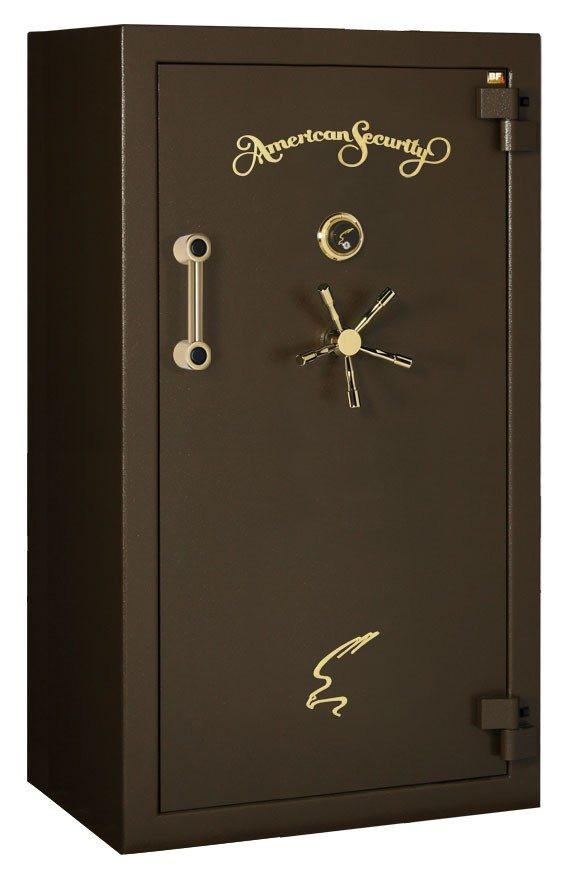 AMSEC BF6636 Gun & Rifle Safe - Chocolate Brown