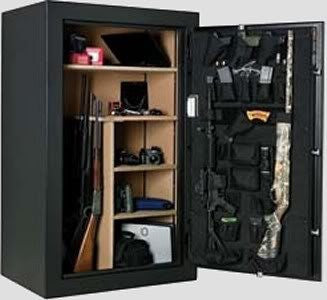 AMSEC BF6636 Gun & Rifle Safe - 2020 Model
