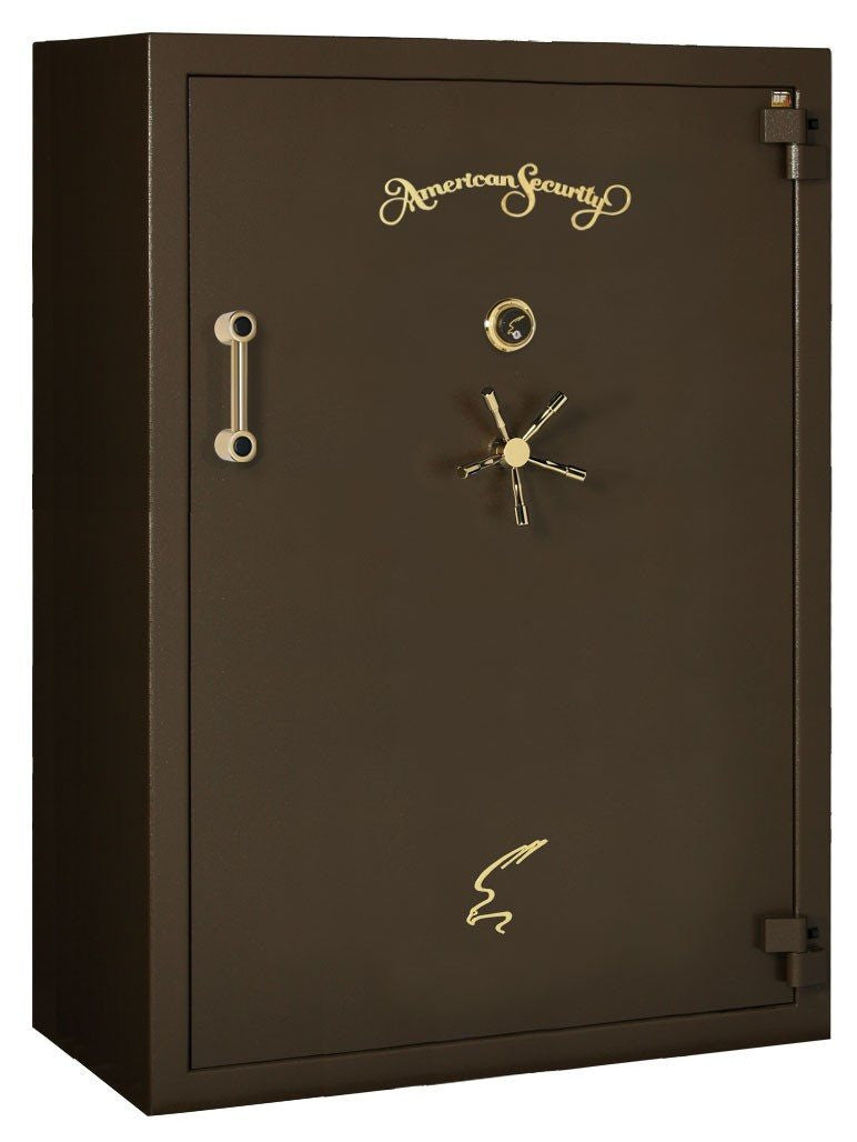 AMSEC BF7250 Gun & Rifle Safe - Chocolate Brown