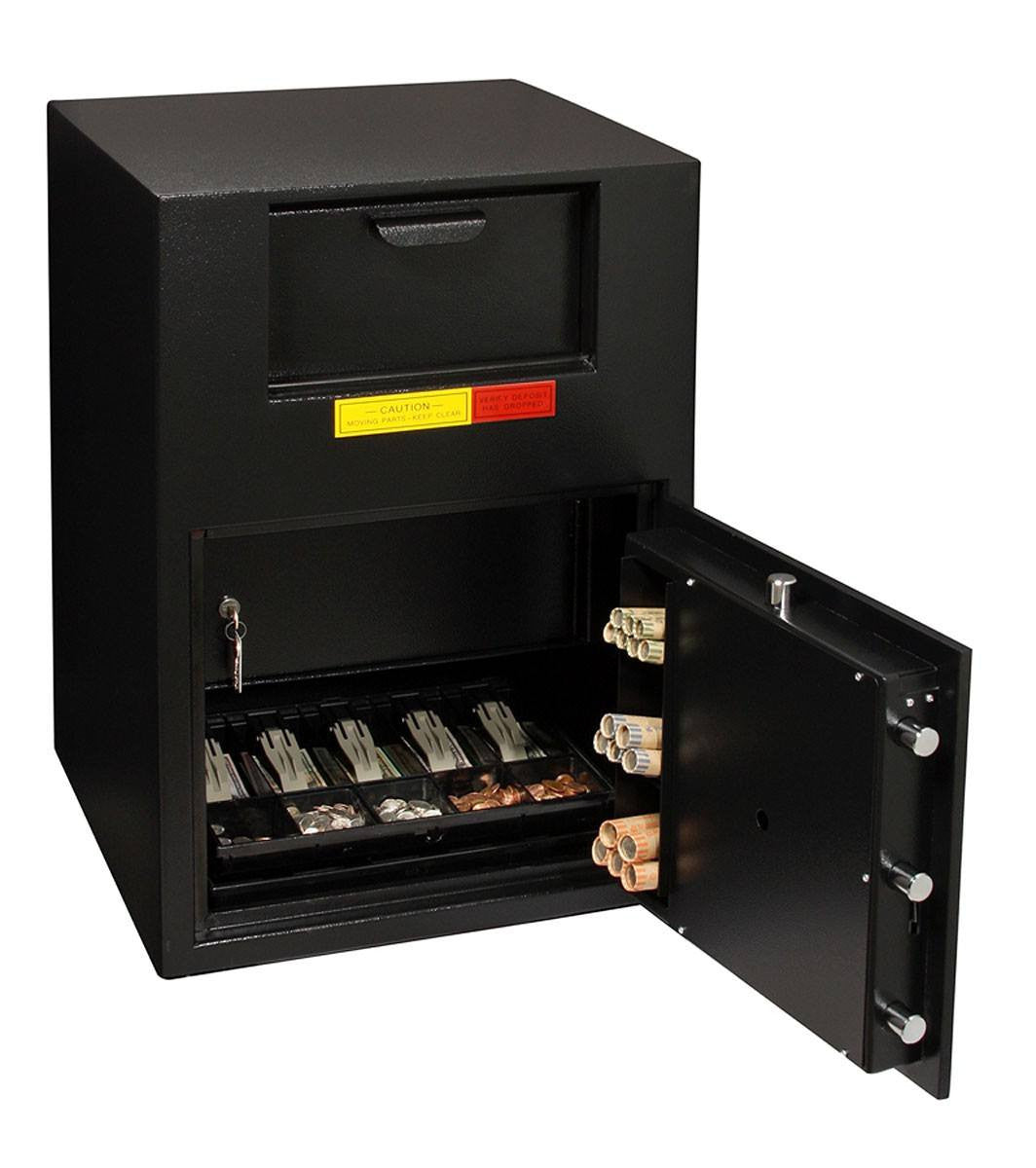 AMSEC BWB2020FL Wide Body Deposit Safe