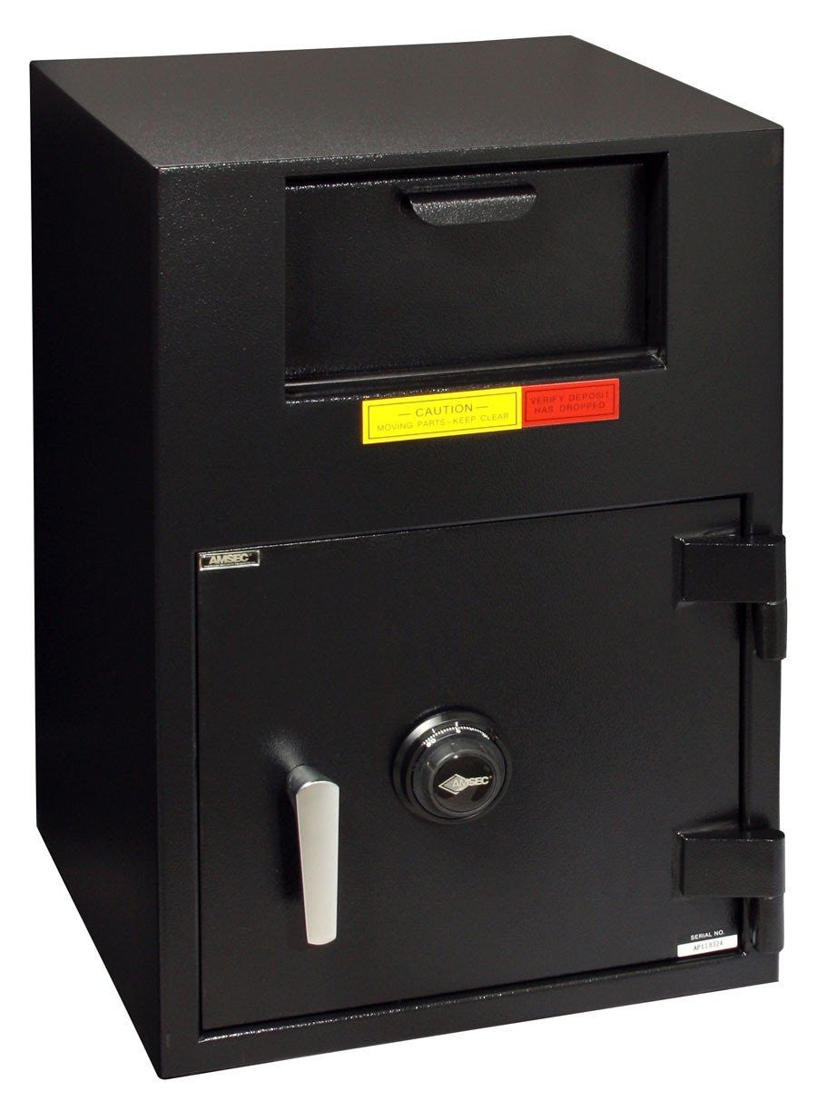 AMSEC BWB2020FLNL Wide Body Deposit Safe No Internal Locker