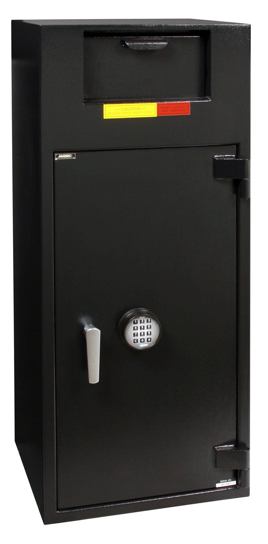 Front Loading Deposit Safes - AMSEC BWB4020FL Wide Body Deposit Safe