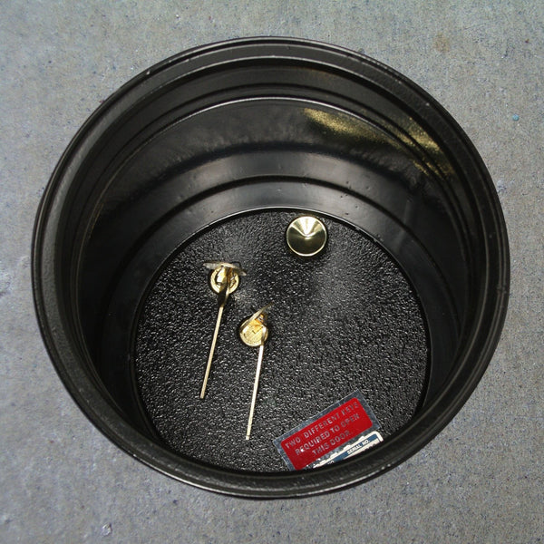 Amsec Cd5 Star Round Lift Out Door Floor Safe Safe And