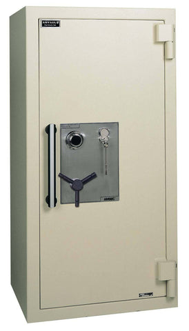 AMSEC CE5524 AMVAULT TL-15 Fire Rated Composite Safe
