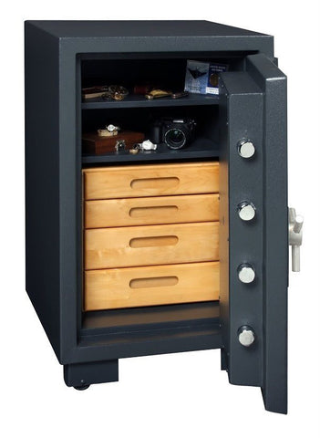 ... AMSEC CSC3018 Burglar U0026 Fire Rated Safe ...
