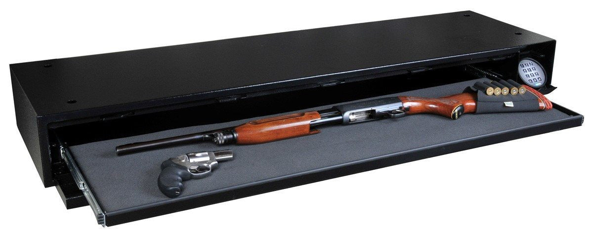 AMSEC DV652 Defense Vault Under The Bed Gun Safe - Tray Out