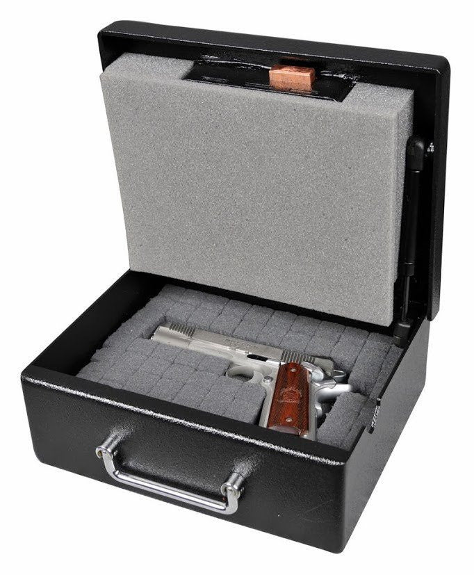 AMSEC PS1210HD Handgun & Pistol Safe - Door Open