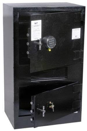 FireKing B4225DM-FK1SG40 Mail Box Drop Safe