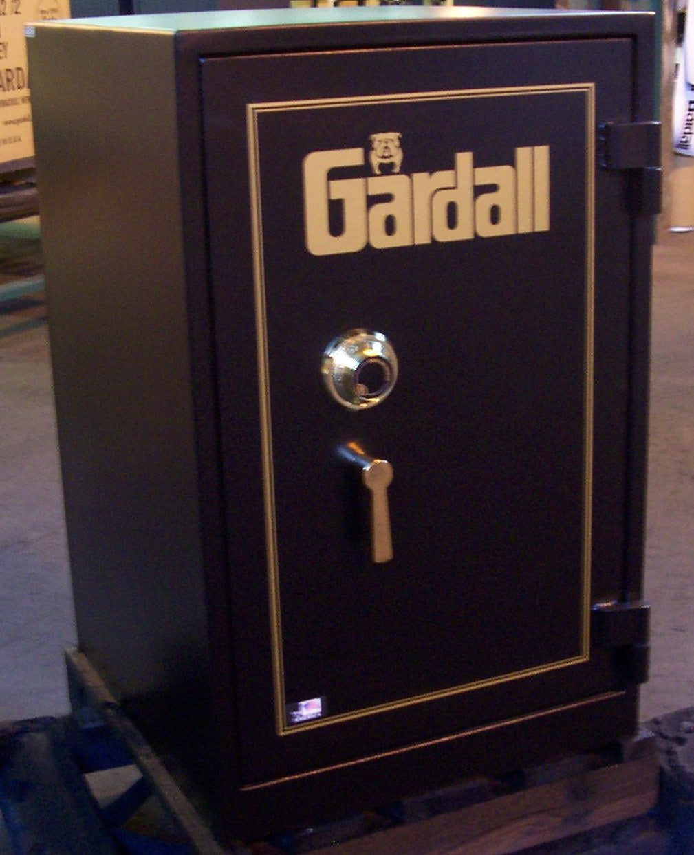 Gardall 1818-2 Burglar & Two Hour Fire Safe