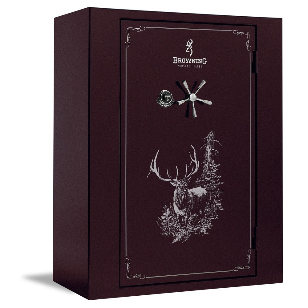 Gun Safes & Rifle Safe Products - Browning PP65T Platinum Plus Gun Safe - 2019 Model