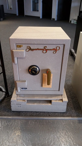 Burglar Fire Safe Products - AMSEC BF1512-12293A UL Burglar & Fire Rated Safe (Left Hand Swing)