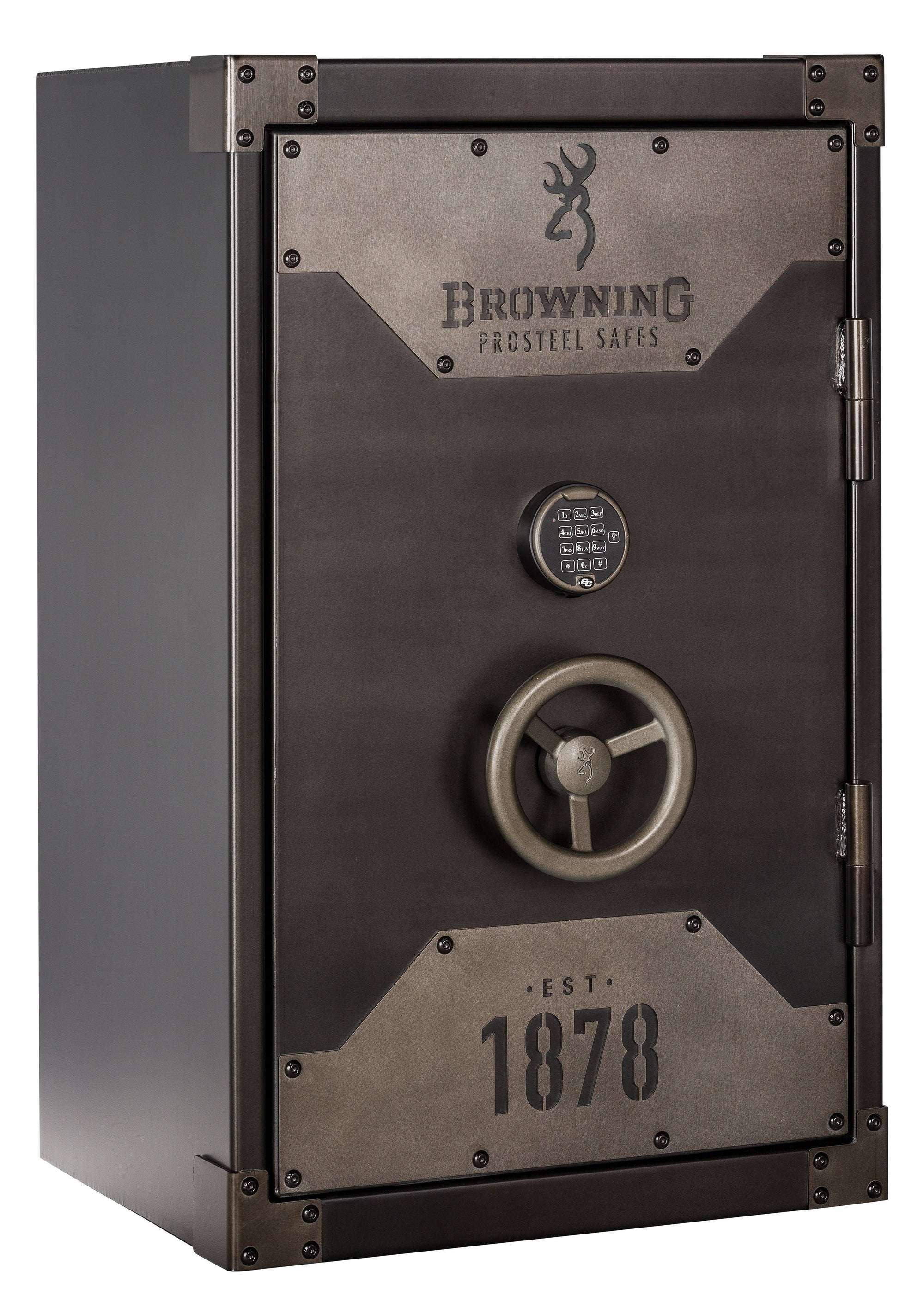 Burglar Fire Safe Products - Browning 1878-13 Closet Burglar & 90 Minute Fire Safe - 2021 Model