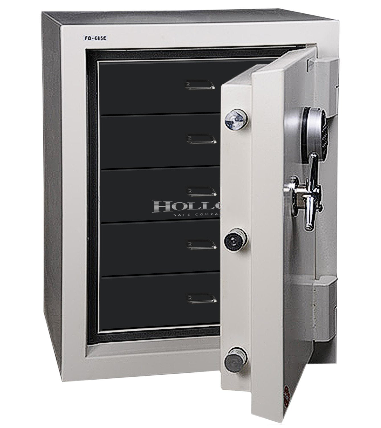 Burglar Fire Safe Products - Hollon 685C-JD Fire & Burglary Jewelry Safe With Combination Lock