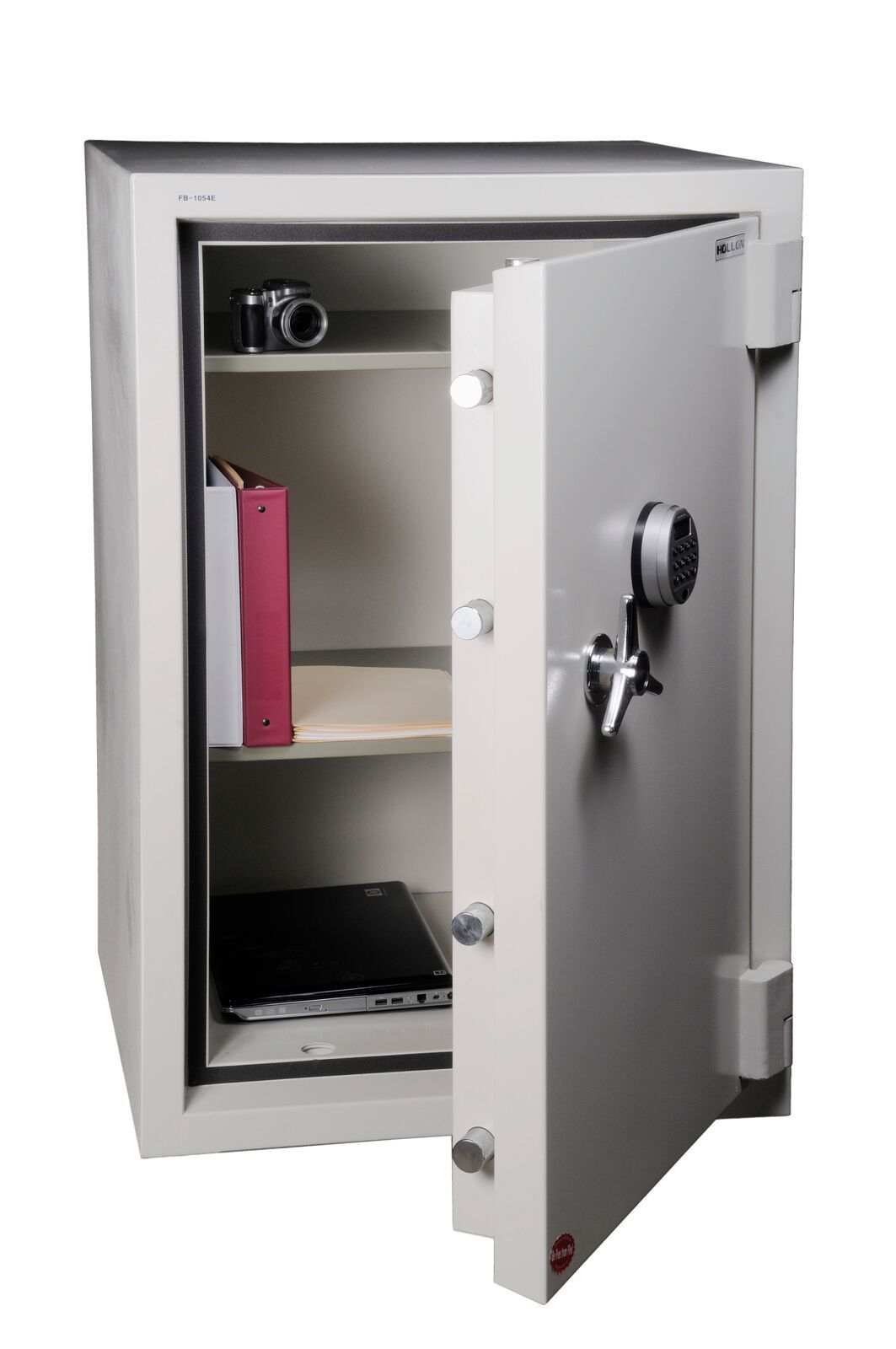 Burglar Fire Safe Products - Hollon FB-1054E Fire And Burglary Safe - Electronic Lock