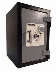 Burglar Fire Safe Products - Original Enforcer 2414 C-Rated Burglar & Fire Safe