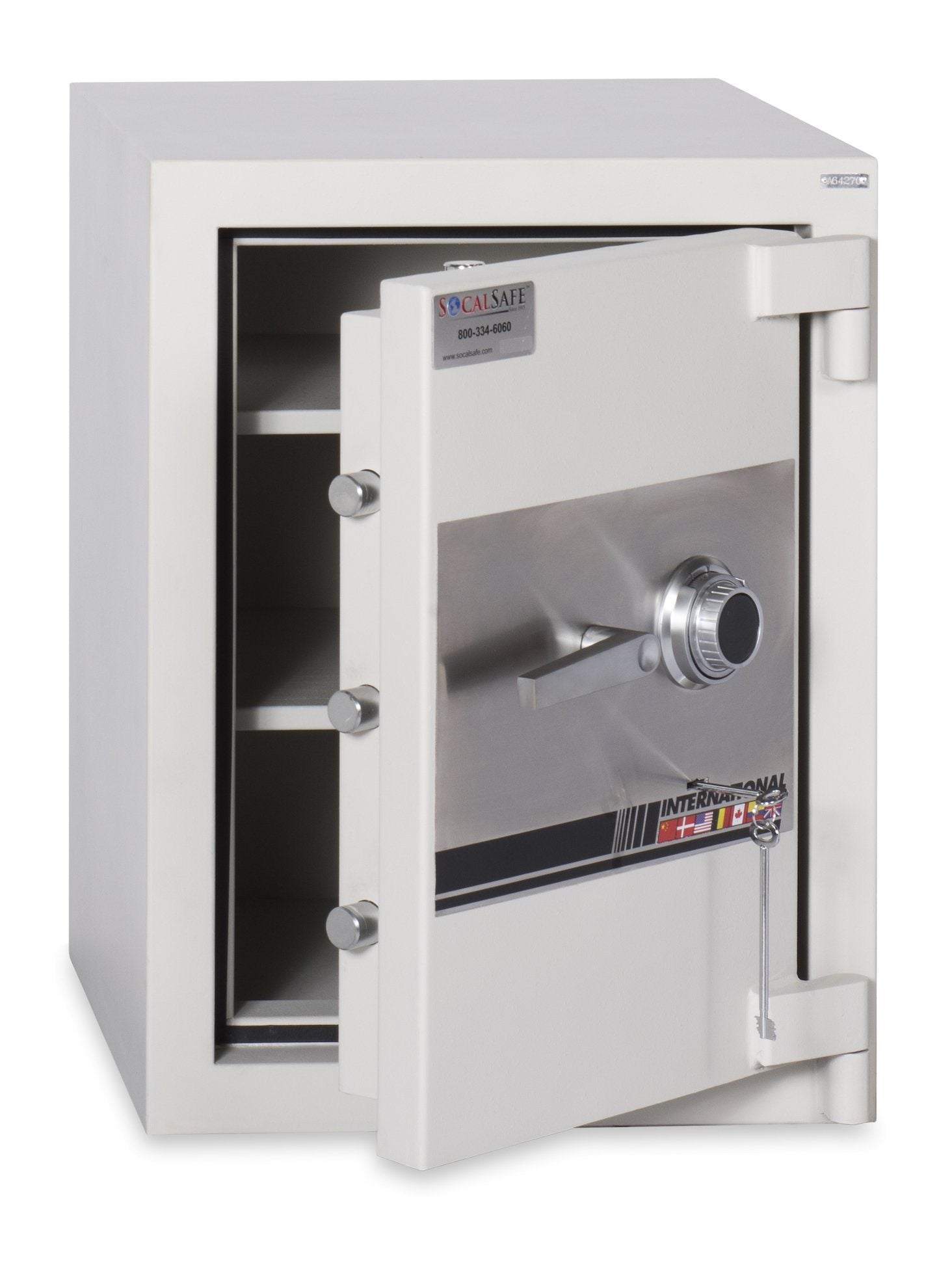 Burglar Fire Safe Products - SafeandVaultStore SC-2417 Burglar & Fire Safe
