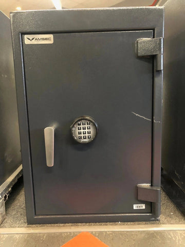 Burglary Safes - AMSEC BWB3020-21210 B-Rate Wide Body Security Safe - Scratch & Dent