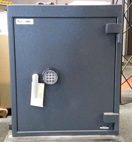 Burglary Safes - AMSEC BWB3025 B-Rate Wide Body Burglar Safe With ESL20XL Digital Lock