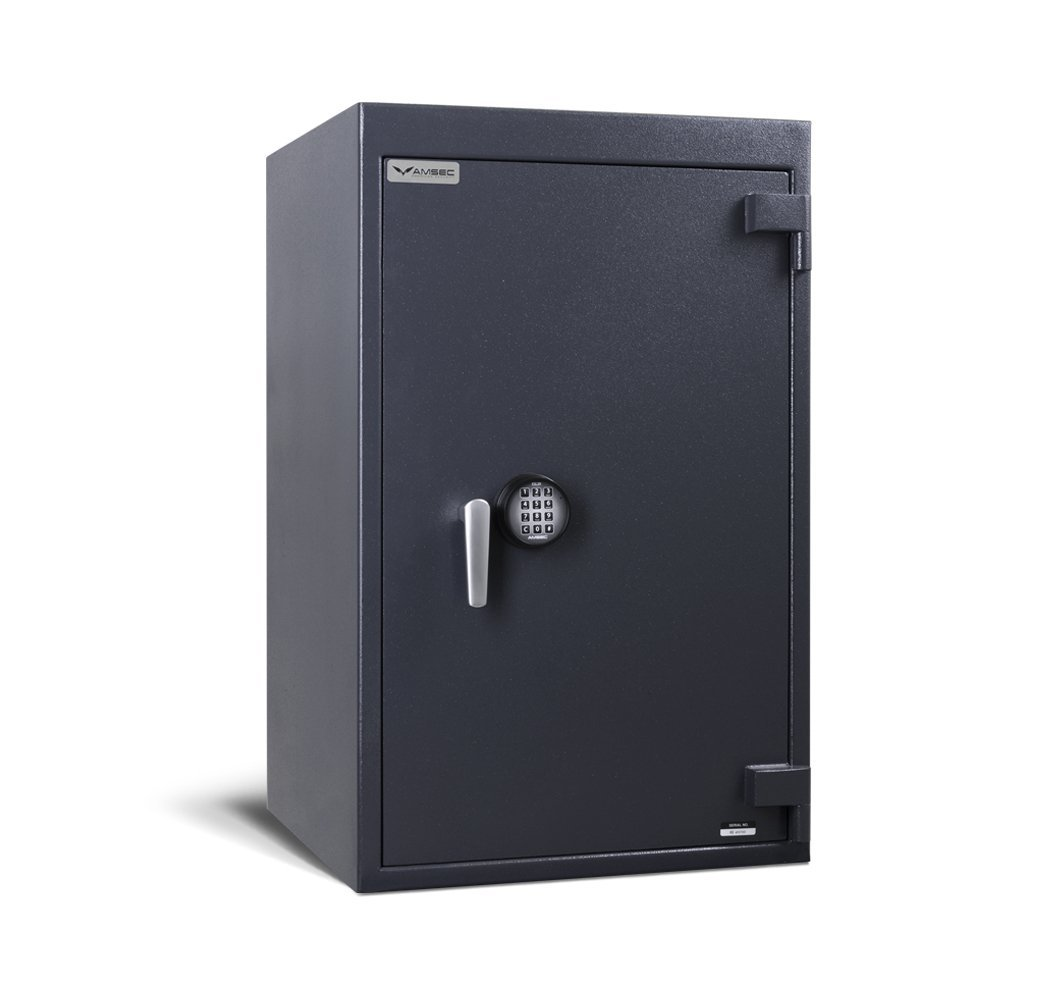 Burglary Safes - AMSEC BWB4025 B-Rate Wide Body Burglar Safe