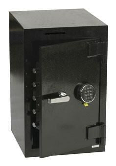 FireKing C2717S-SR2 C-Rate Burglar Safe with Drop Slot